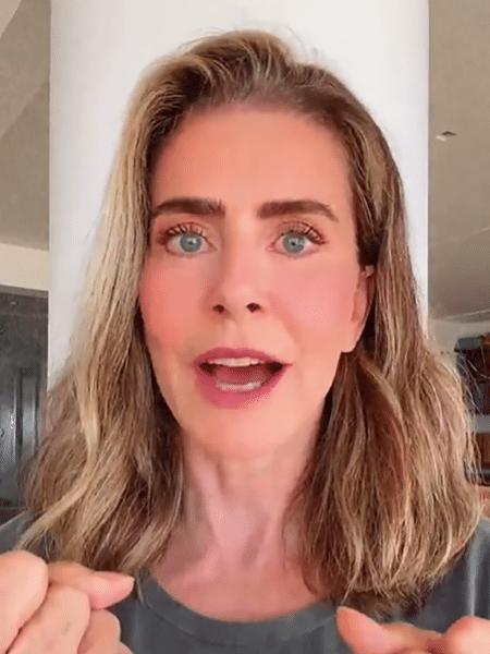 Maitê Proença revelou em seu Instagram o que faz para cuidar da juventude de vagina - Reprodução do Instagram
