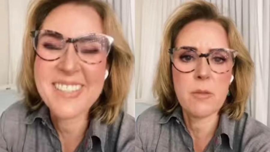 Jornalista Renata Capucci viraliza depois de TikTok  - Reprodução/Instagram