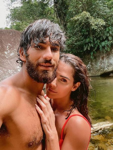 Deborah Secco e Hugo Moura, juntos desde 2015 - Reprodução/Instagram