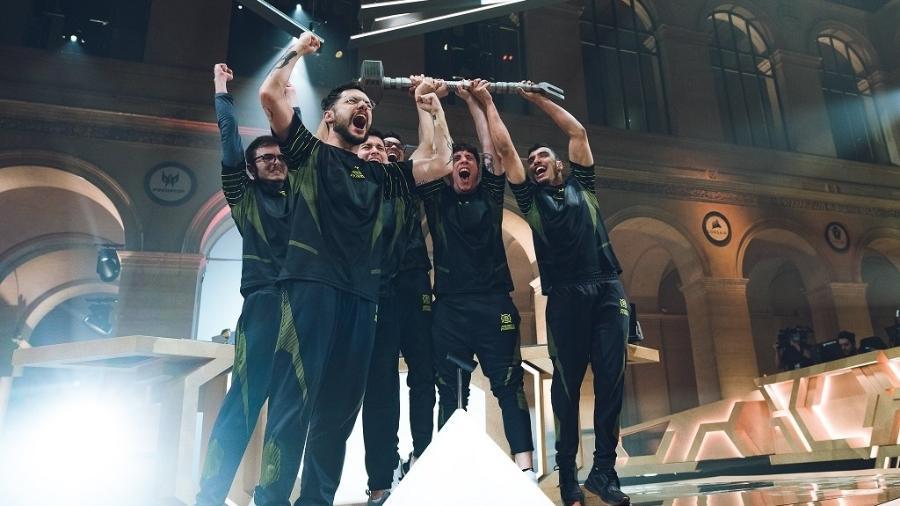 Ninjas in Pyjamas Rainbow Six Siege - Divulgação/Ubisoft