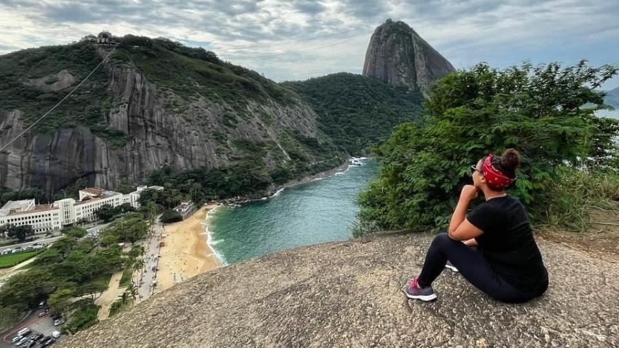 Gabriela Palma, da Sou+Carioca - Reprodução/Instagram