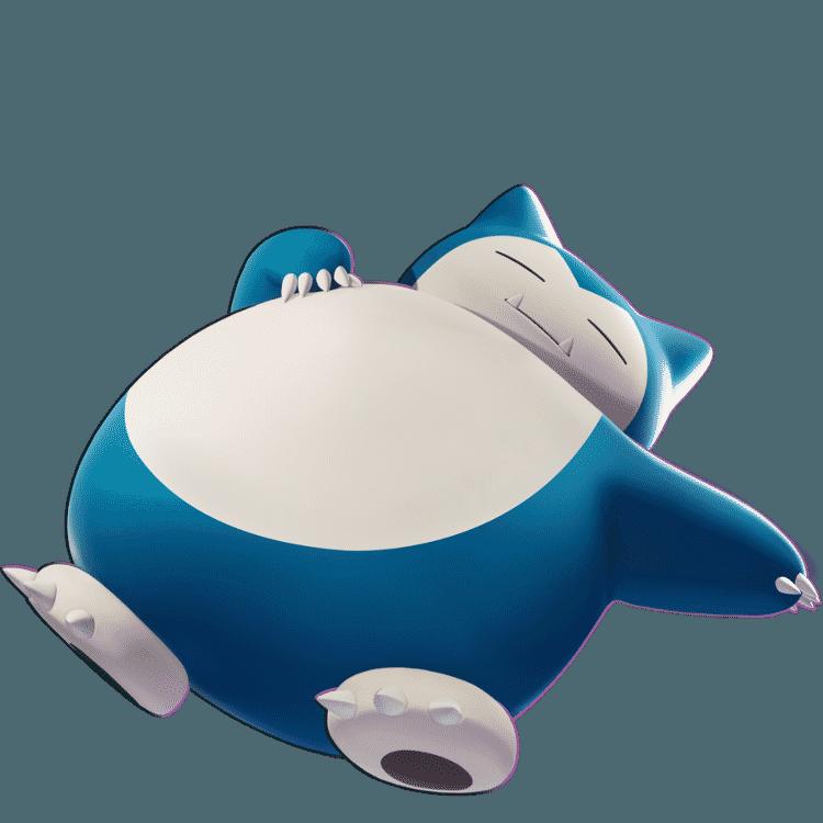 Snorlax - Divulgação/Nintendo - Divulgação/Nintendo