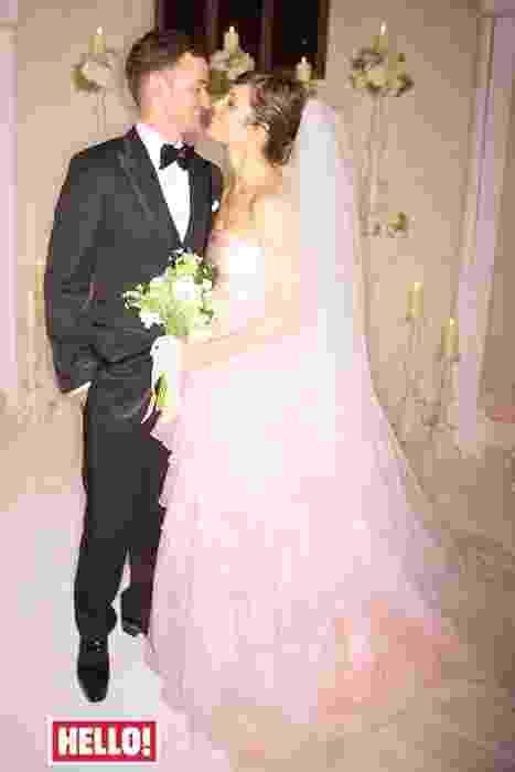 Vestido de noiva - Jessica Biel - Resposta - Divulgação