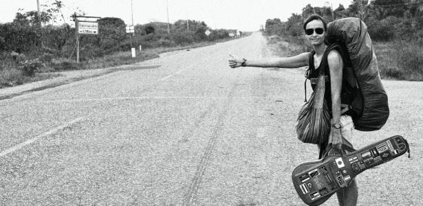 Depois de viajar pelo mundo, Carol Fernandes criou o projeto Viravolta - Divulgação/Projeto Viravolta