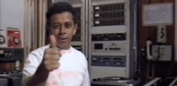 O produtor musical My Boy, ex-sonoplasta da Globo, que morreu nesta quarta (8) - Reprodução/TV Globo