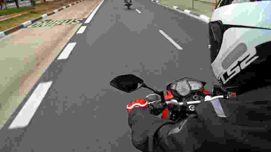 Melhorar as condições das vias, criar vagas e ouvir os motociclistas: a cidade depende dos motociclistas, prefeito - Mario Villaescusa/Infomoto