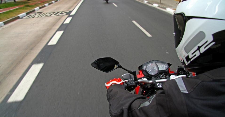 Trânsito moto