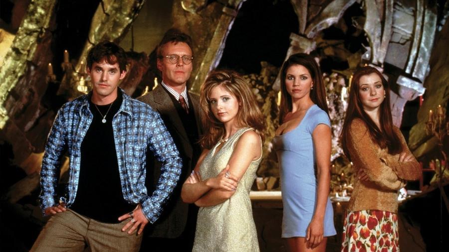 """""""Buffy"""" - Divulgação"""