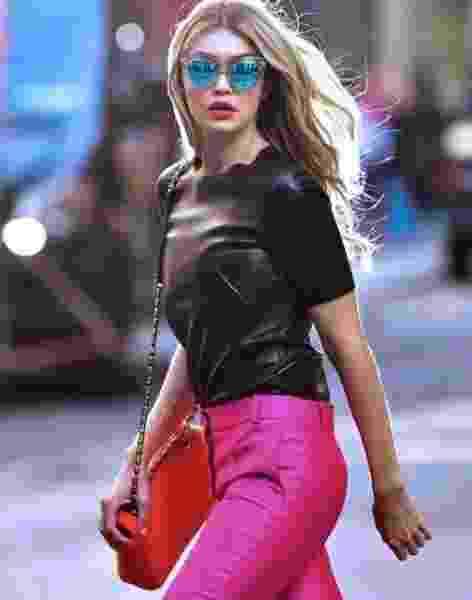 Moda de rua: looks de Gigi Hadid - Reprodução/Instagram/@gigihadid