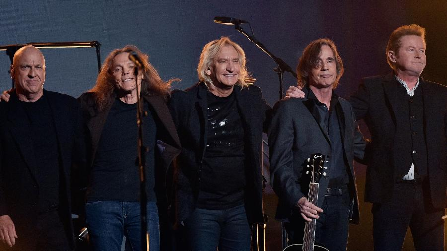 A banda Eagles - Getty Images