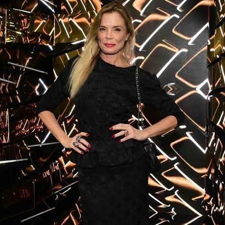 Alexia Dechamps em evento da Panthère de Cartier em São Paulo - Leo Franco/ AgNews