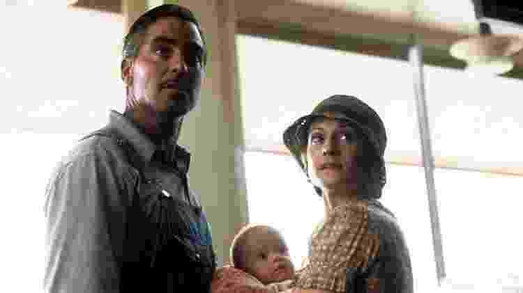 """George Clooney e Holly Hunter em """"E Aí, Meu Irmão, Cadê Você?"""" - Reprodução - Reprodução"""