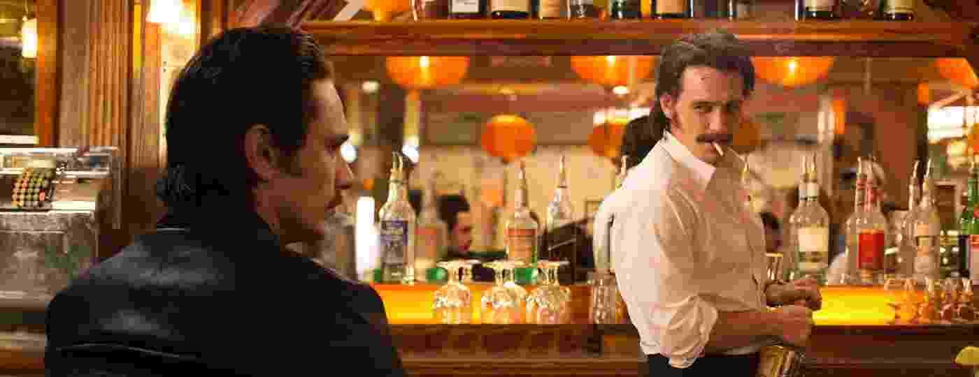 """James Franco vive os irmãos gêmeos Vincent e Frankie em """"The Deuce"""", nova série da HBO   - Divulgação/HBO"""