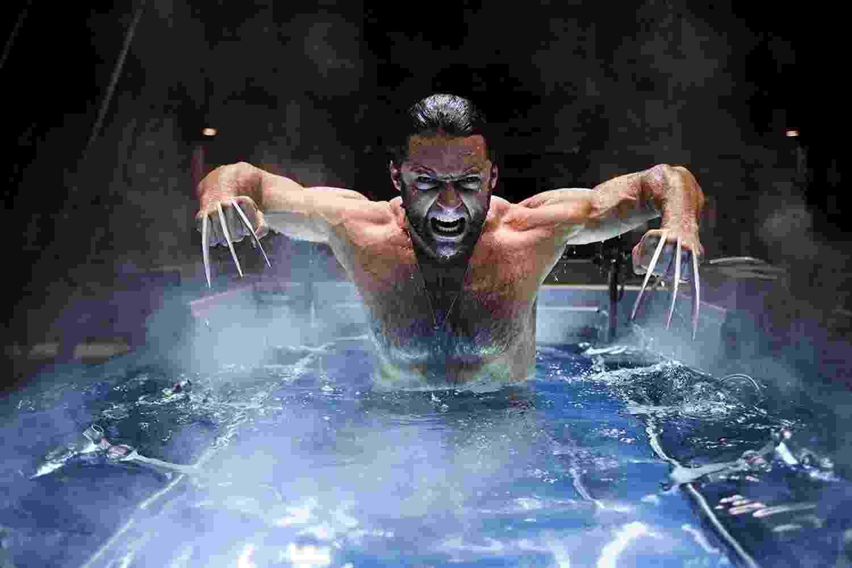"""Hugh Jackman em cena no filme """"X-Men: Origens - Wolverine"""" (2009) - Divulgação"""