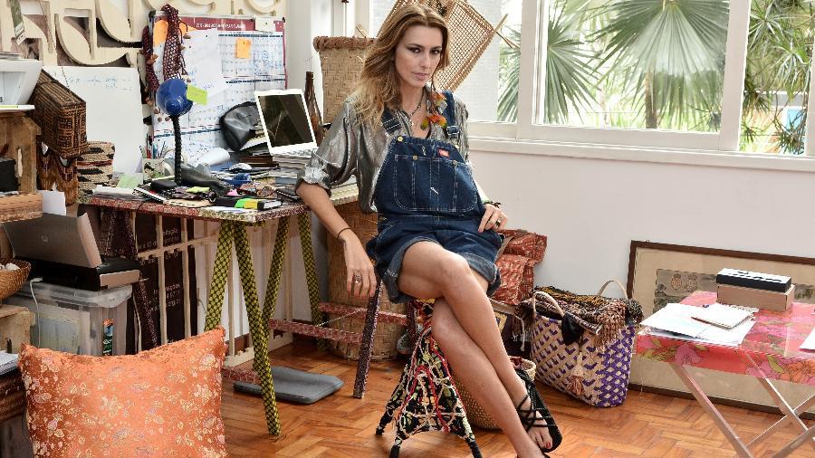 A consultora de moda e especialista em sustentabilidade, Chiara Gadaleta - Divulgação