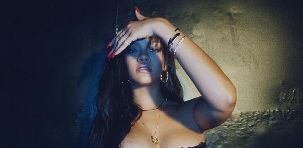 f3d2a9607 Linha de lingerie de Rihanna oferece