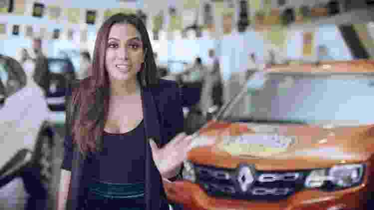 Anitta em propaganda da Renault - Divulgação - Divulgação
