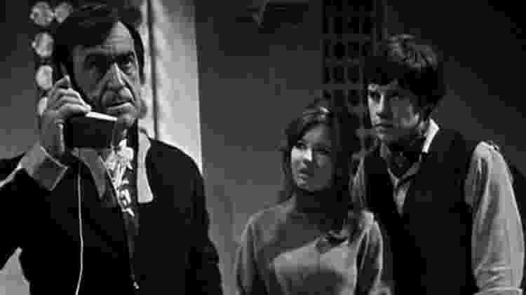 """Imagem da série """"Doctor Who"""" - Reprodução - Reprodução"""