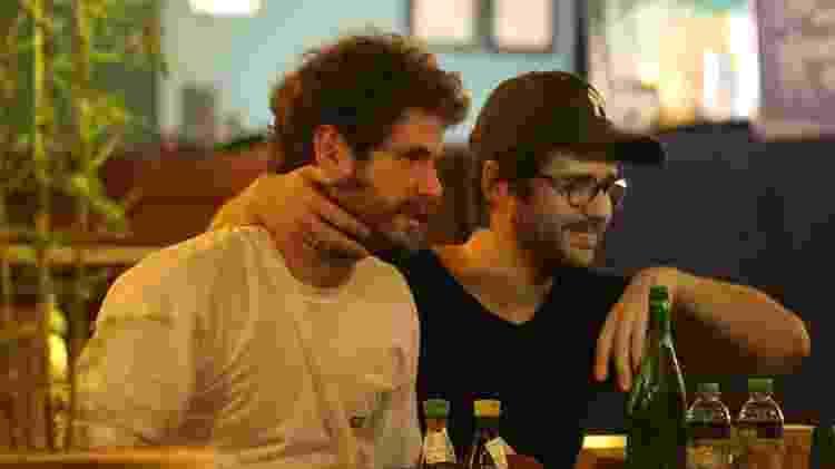 Mauricio Destri e Gil Coelho vão juntos a restaurante no Rio - Ag.News - Ag.News