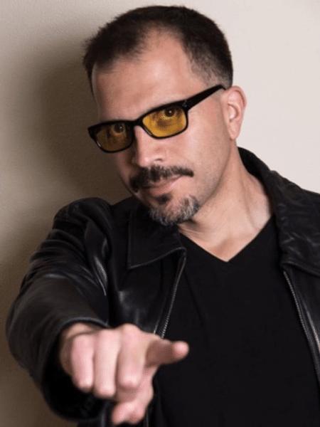 O ator Paul John Vasquez - Reprodução