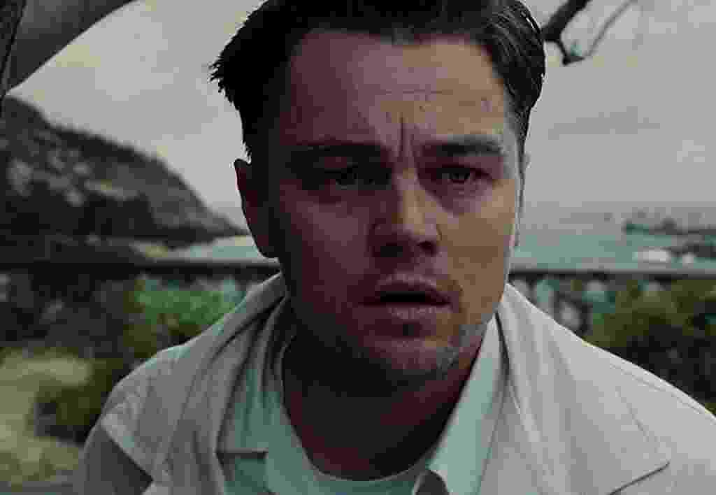 """Leonardo DiCaprio em """"Ilha do Medo"""" (2010) - Divulgação"""