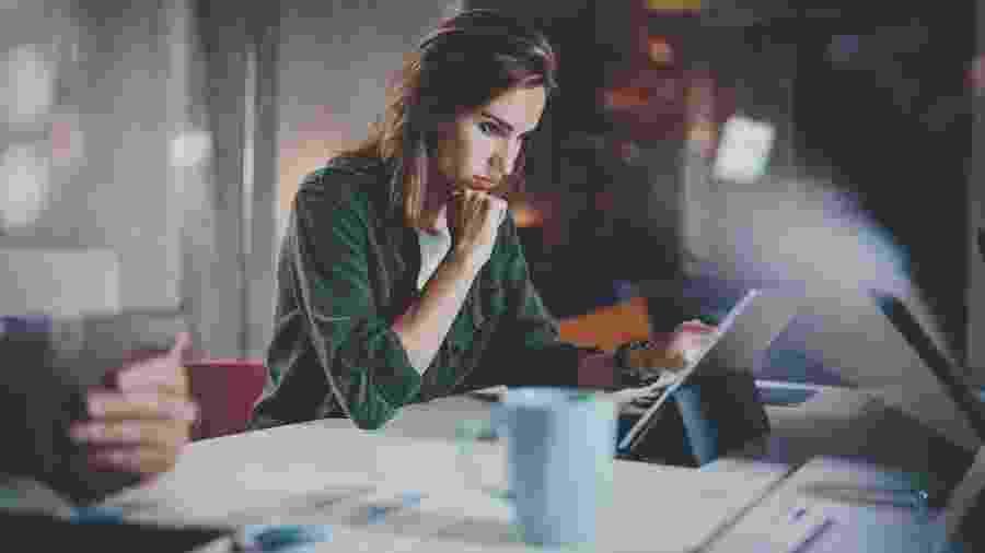 Ganhar menos pode ser uma opção boa para minha carreira? - Getty Images/iStockphoto