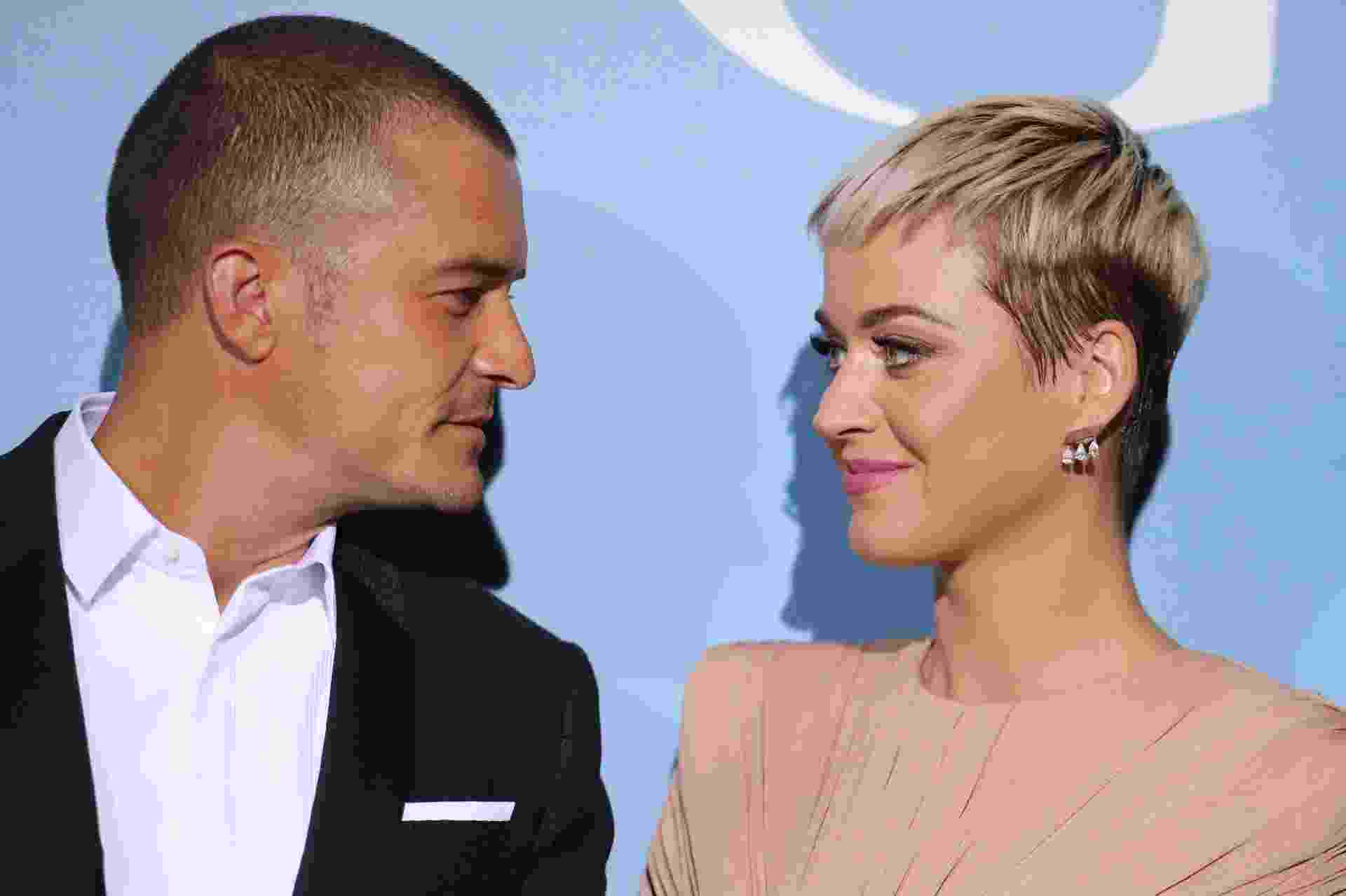 Katy Perry e Orlando Bloom - Andreas Rentz/Getty Images