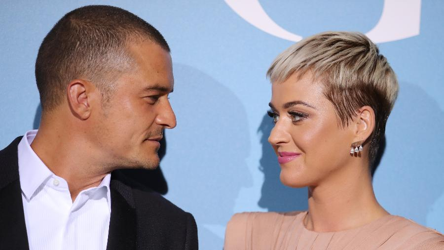 Orlando Bloom e Katy Perry - Andreas Rentz/Getty Images
