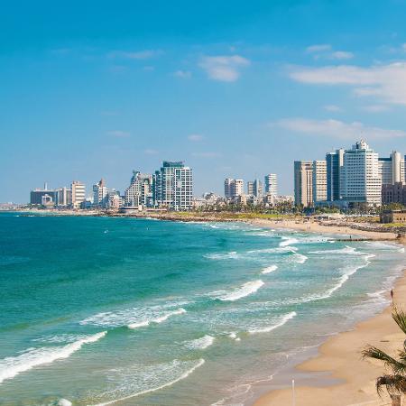 Tel Aviv, em Israel - Dance60/Getty Images/iStockphoto