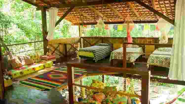 Casa de Alter do Chão do Airbnb - Divulgação/Airbnb - Divulgação/Airbnb