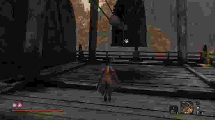 Sekiro Aumentar Dificuldade 05 - Reprodução/GameHall - Reprodução/GameHall