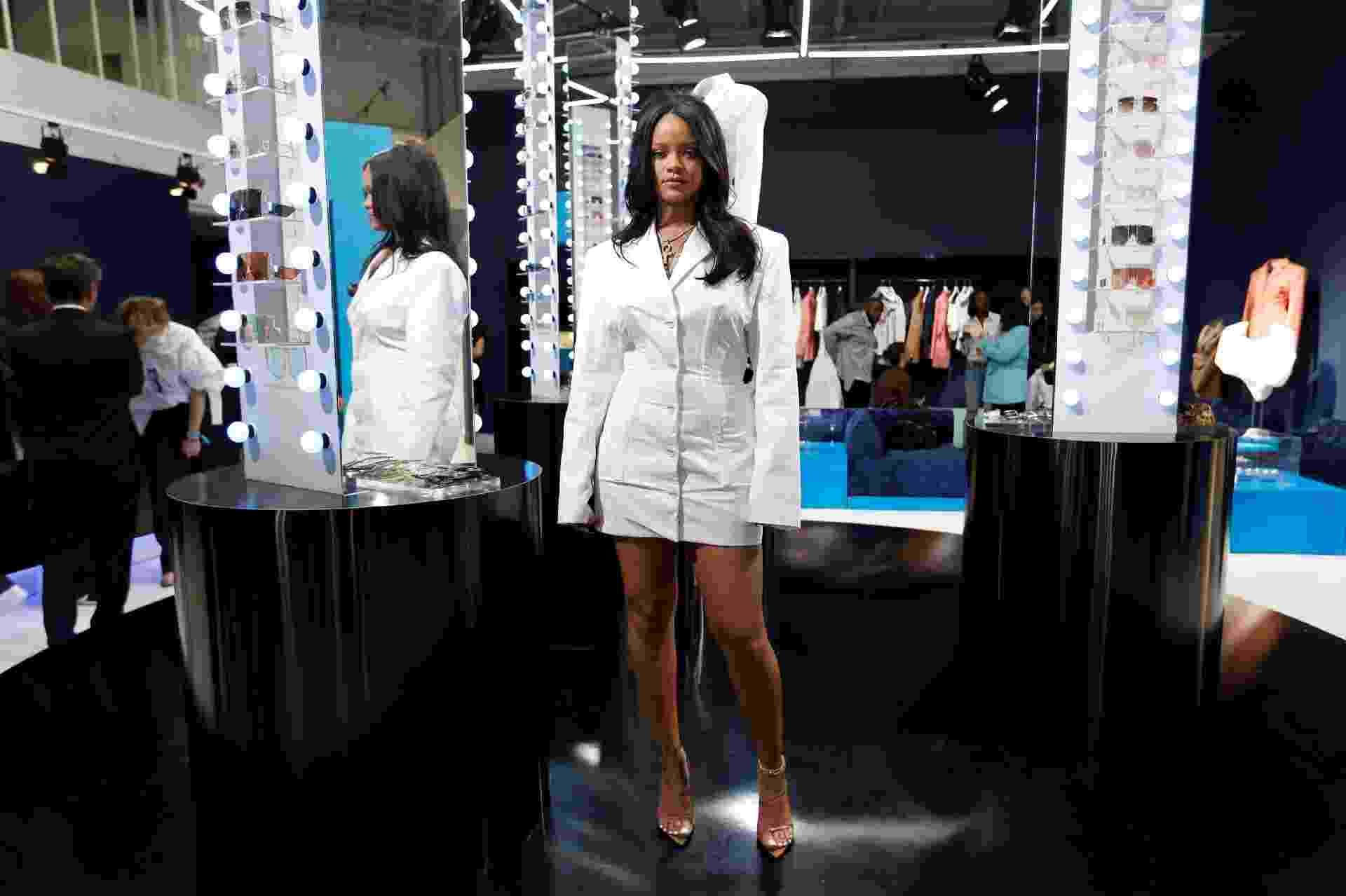 Rihanna - Charles Platiau/Reuters
