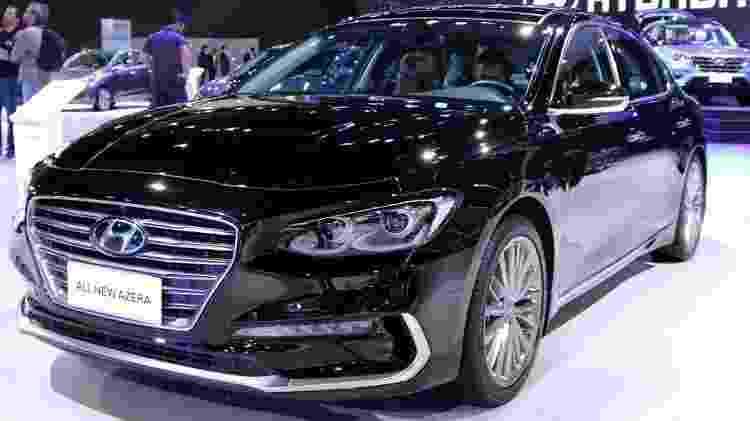 Hyundai New Azera - Murilo Góes/UOL - Murilo Góes/UOL