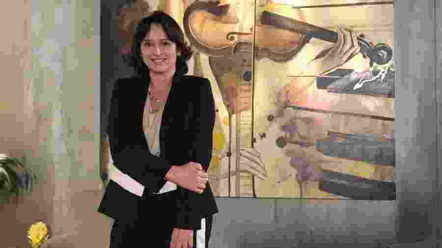 Myrian Rios é a diretora Ruth de As Aventuras de Poliana - Divulgação
