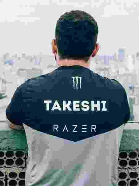 Takeshi teve uma das carreiras mais longas do cenário brasileiro de LoL - Reprodução