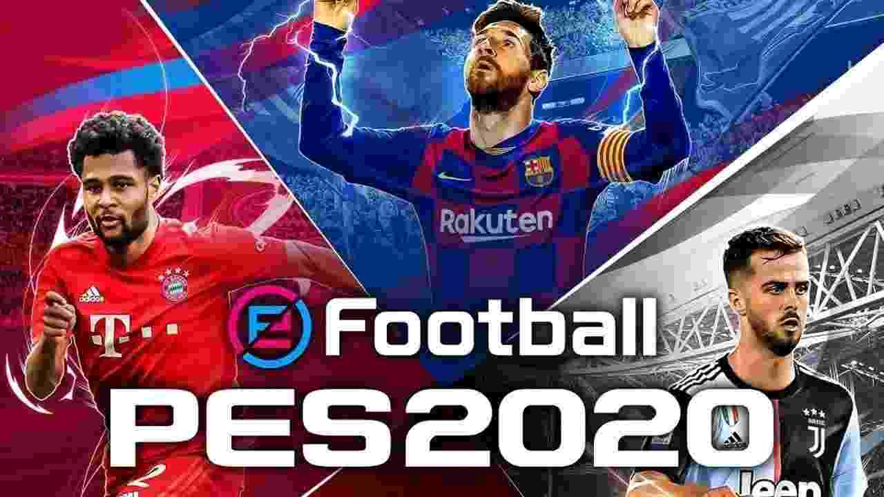 Efootball PES 2020 - Divulgação