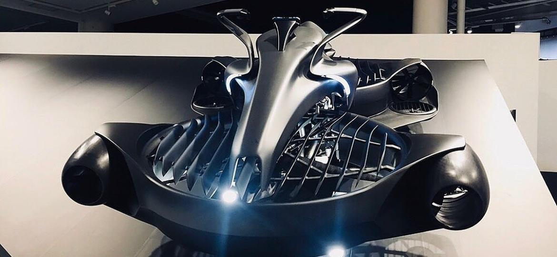 Moto voadora: promessa é de lançamento apenas em 2021 - Divulgação