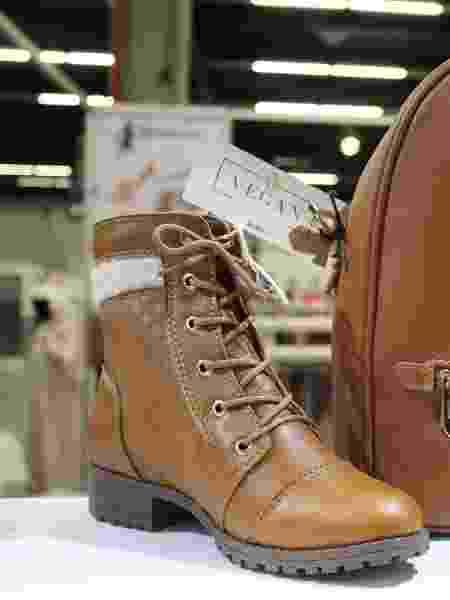 Maior parte do produto vegano é usada pelo setor de calçados e bolsas - Divulgação/Cipatex