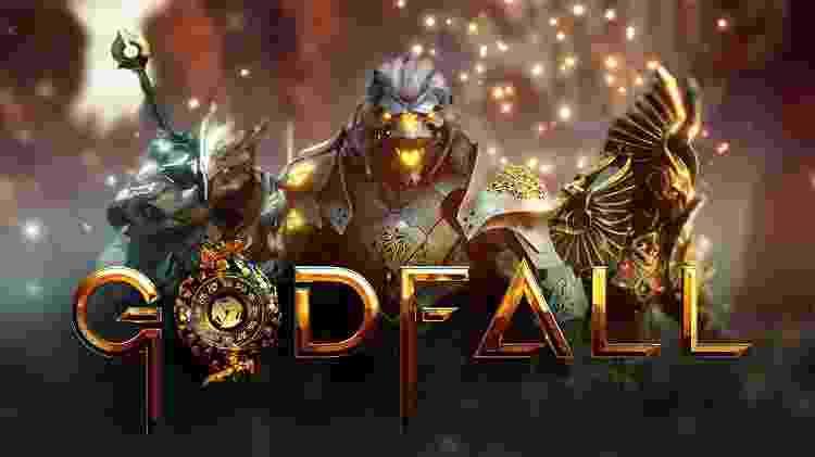 Godfall é um dos jogos confirmados para o PS5. - Divulgação