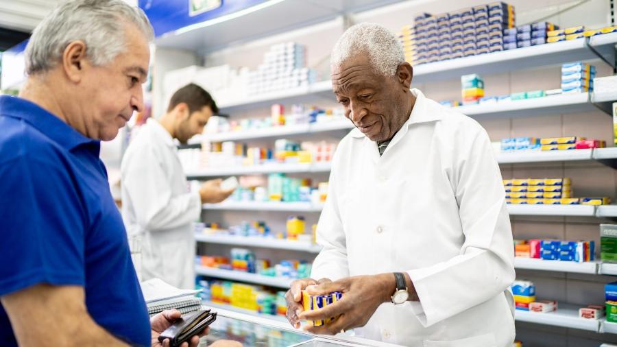 População idosa brasileira sentiu aumento da inflação em produtos de diversos setores no quarto trimestre de 2020 - iStock