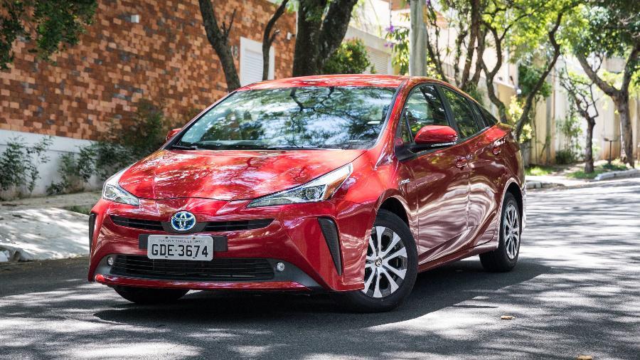 Toyota Prius 2020 - Simon Plestenjak/UOL