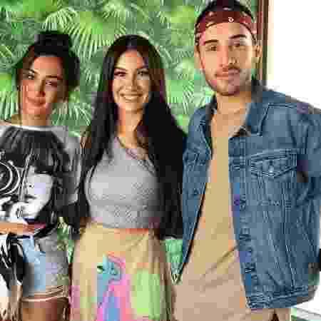 """Banda Melim será atração musical do """"Boca a Boca""""; Flay também participará da última edição do programa - Reprodução/Globoplay"""