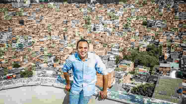 Gilson Rodrigues, líder comunitário em Paraisópolis - Alexandre Battibugli/Divulgação - Alexandre Battibugli/Divulgação