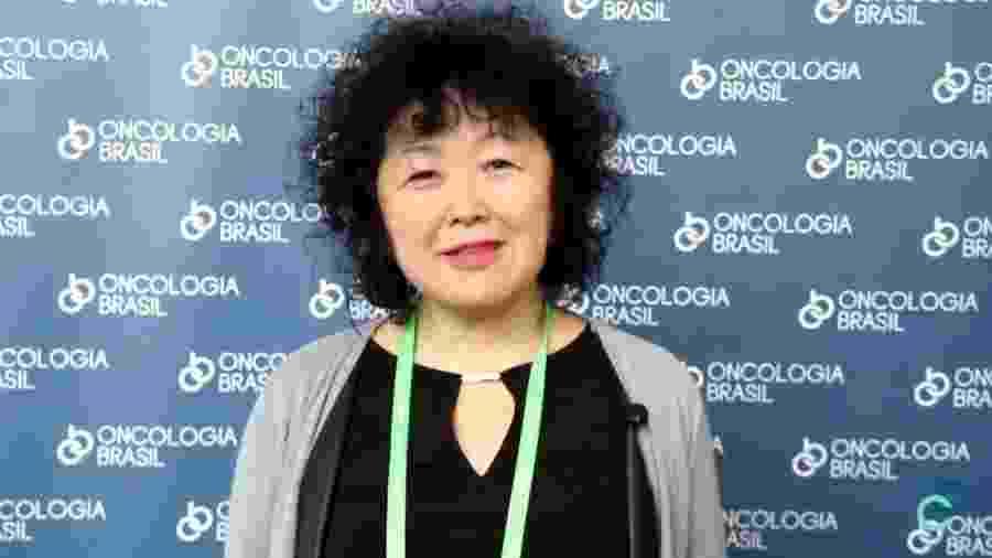 A médica Nise Yamaguchi: defesa do uso da cloroquina até o quarto dia do aparecimento dos sintomas - Reprodução/YouTube