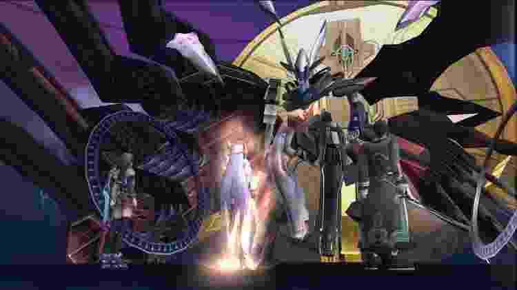 Xenosaga PS2 - Reprodução - Reprodução