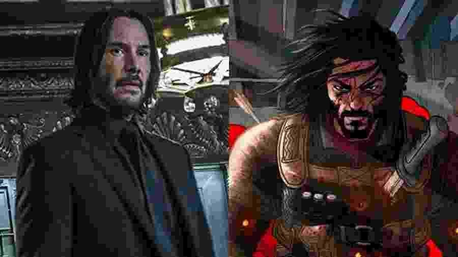 Keanu Reeves estreia como autor de HQ - Reprodução/IMDb