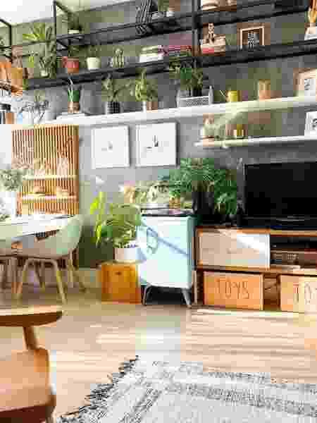 Apartamento no Rio de Janeiro tem 78 m² - Arquivo Pessoal - Arquivo Pessoal