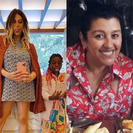 Giovanna Ewbank deu detalhes da amizade de Titi e Regina Casé - Reprodução / Instagram