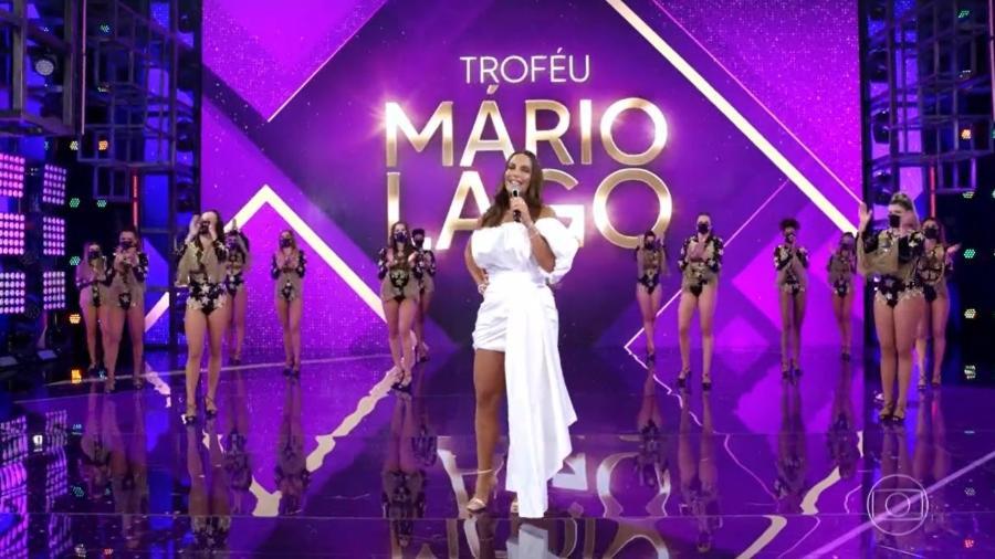 O Troféu Mário Lago reconhece contribuições extraordinárias ao mundo do entretenimento - Reprodução/TV Globo