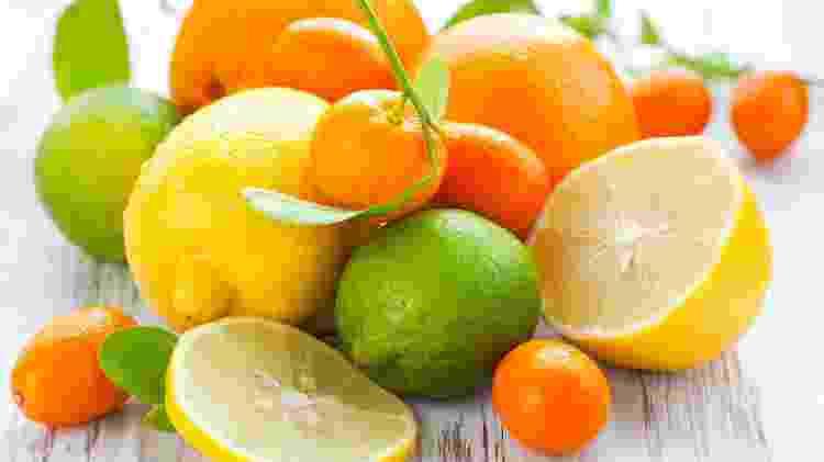 Frutas cítricas têm muitas funções na sua cozinha - e não é só o sabor - Getty Images/iStockphoto - Getty Images/iStockphoto